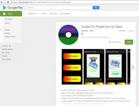 Przewodnik po Pokemon Go