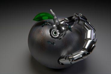 Dziurawe jabłko