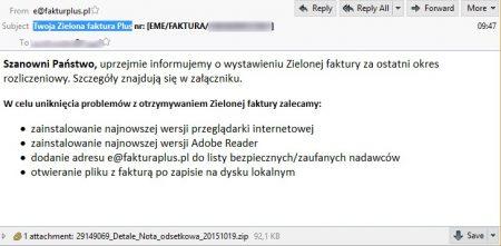 Źródło: https://zaufanatrzeciastrona.pl/post/alert-twoja-zielona-faktura-plus/