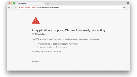 Źródło: https://www.bleepingcomputer.com/news/security/google-chrome-will-soon-warn-you-of-software-that-performs-mitm-attacks/