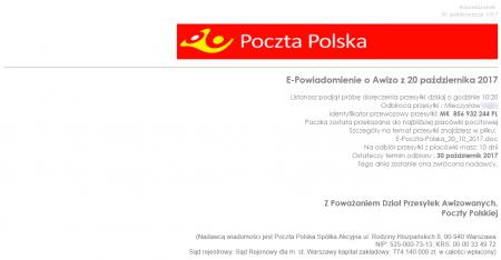 Źródło: https://zaufanatrzeciastrona.pl/post/historia-kolem-sie-toczy-czyli-powrot-atakow-z-motywem-poczty-polskiej/