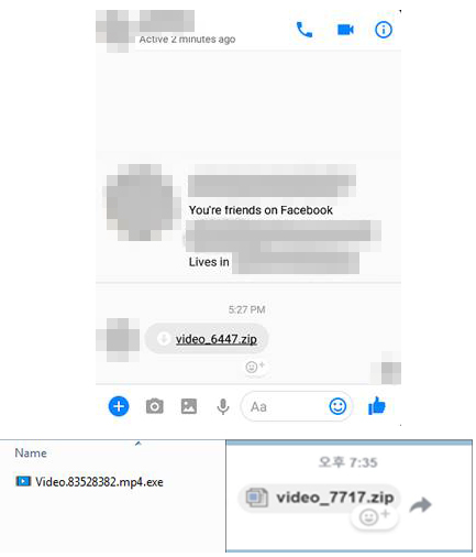 Źródło: http://blog.trendmicro.com/trendlabs-security-intelligence/digmine-cryptocurrency-miner-spreading-via-facebook-messenger/